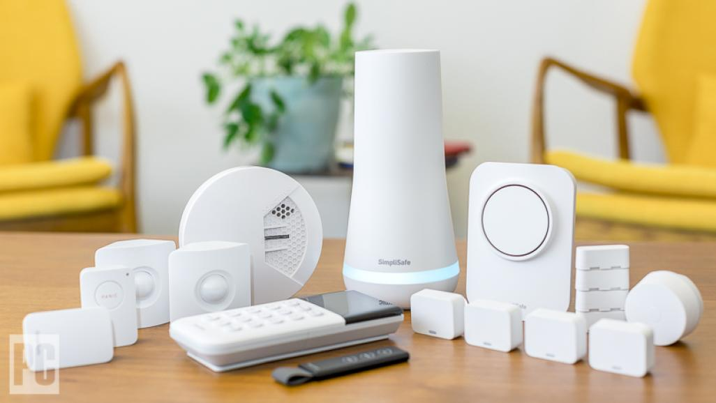SimpliSafe : Simple Setup And Affordable Monitoring With No Contracts