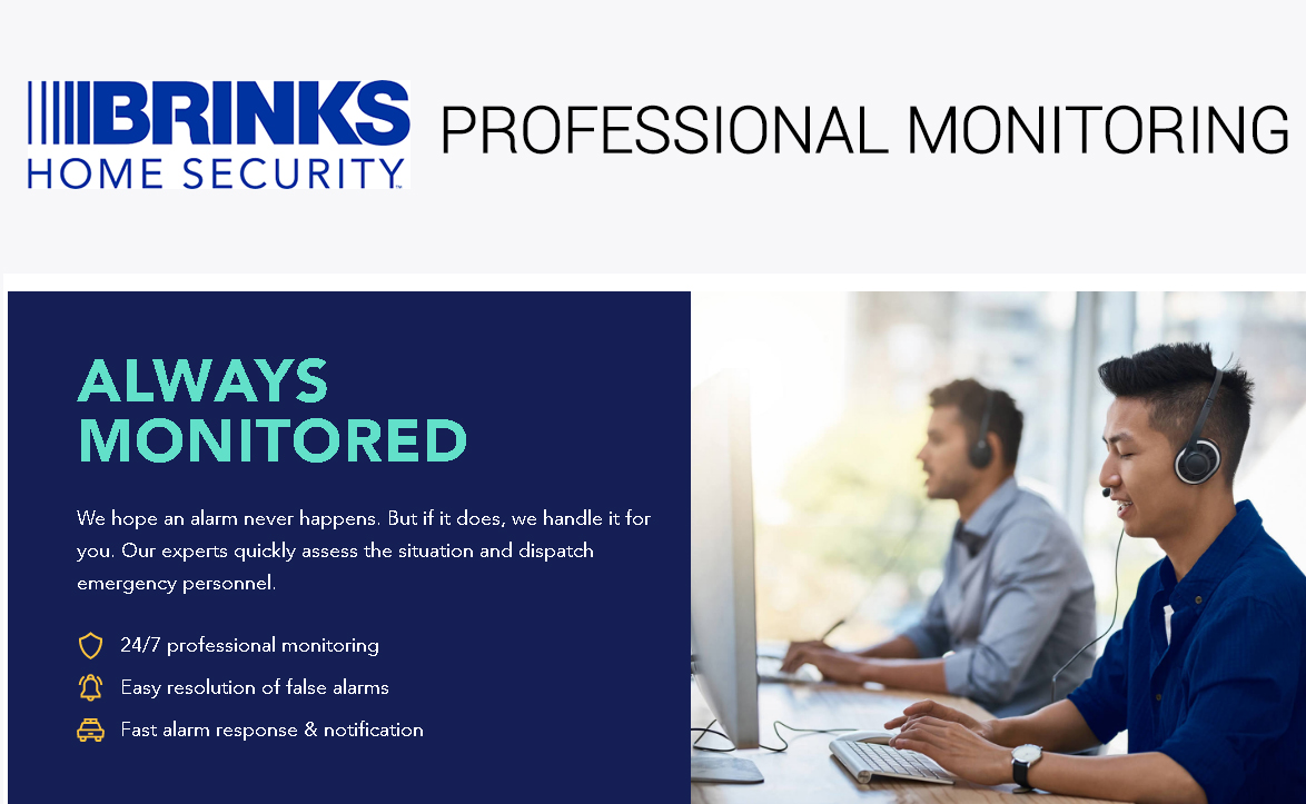 All You Need To Know About Brinks Professional Monitoring