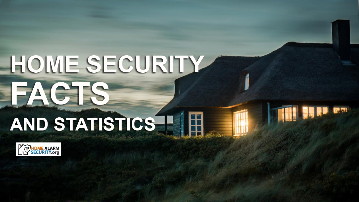 Home Security Facts and Statistics that You Must Know