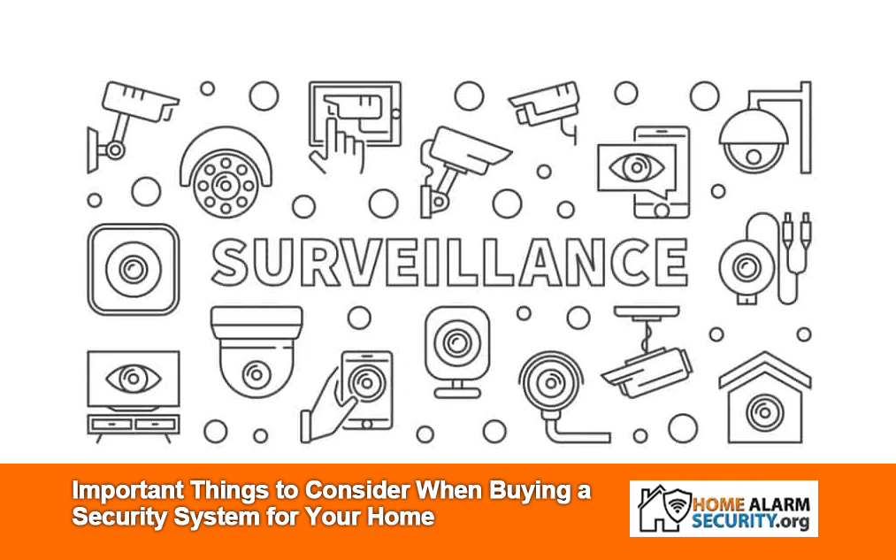 Important Things to Consider When Buying a Security System for your Home