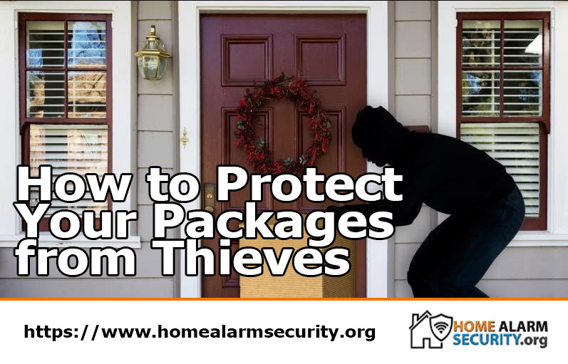 How to Protect Your Packages from Thieves