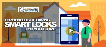 Top Benefits of Having  Smart Locks for your Home