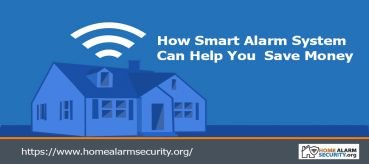 How Smart Alarm System Can Help you  Save Money