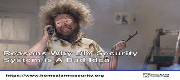 Reasons Why DIY Security System is A Bad Idea
