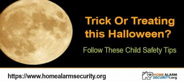 Trick Or Treating this Halloween? Follow These Child Safety Tips