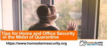 Tips for Home and Office Security in the midst of Quarantine