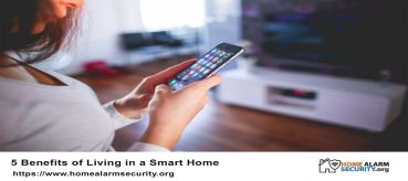 5 Benefits of Living in a Smart Home