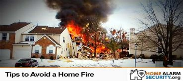 Tips to Avoid a Home Fire