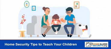 Home Security Tips to Teach Your Children