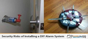 Security Risks of Installing a DIY Alarm System