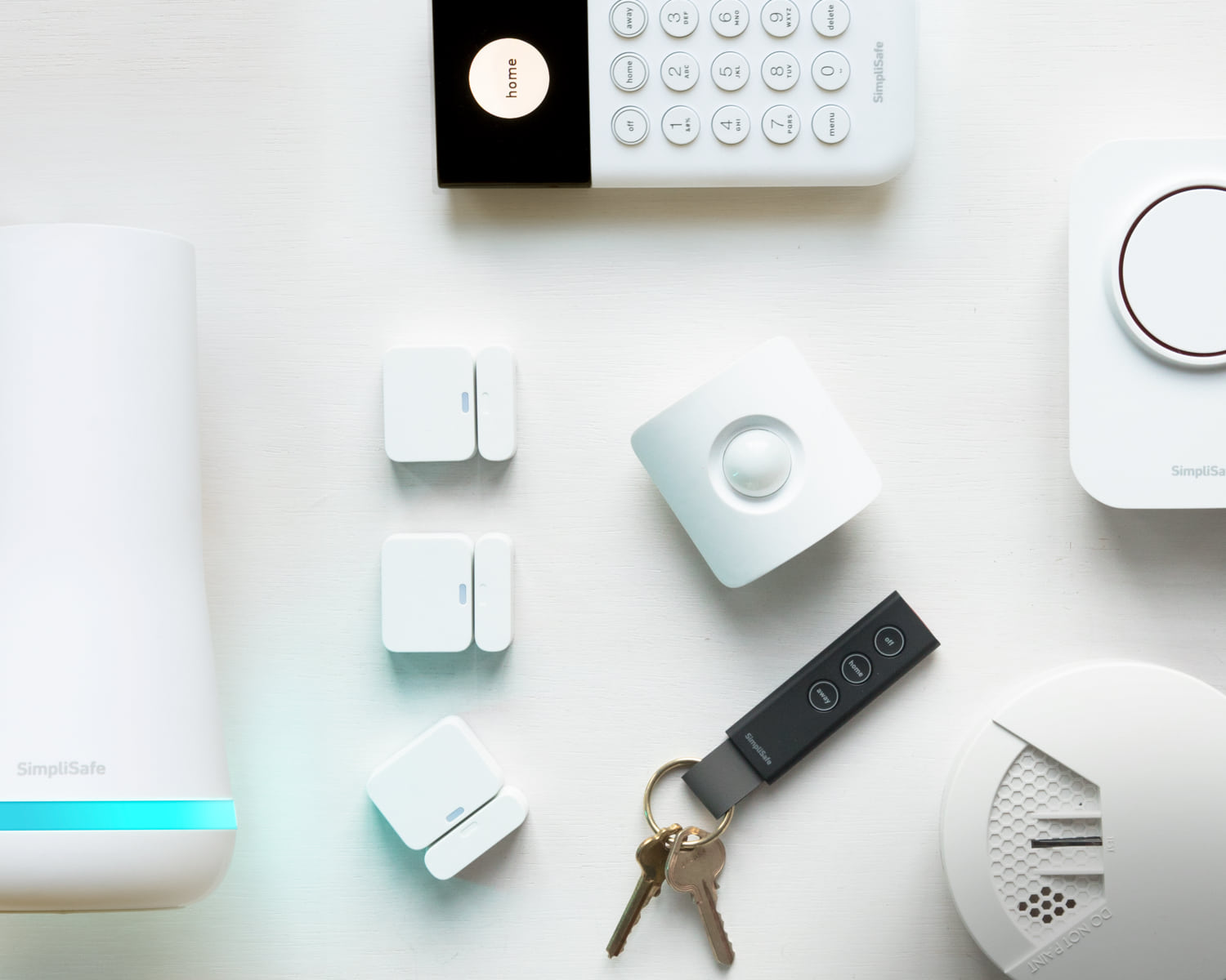 Simplisafe Hearth Package